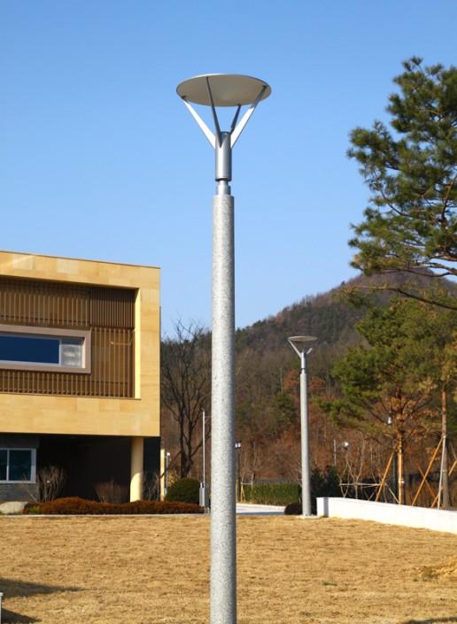 Demolition Concrete Poles : Designpole park light poles base plate style